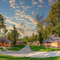 Slovenia Eco resort, hotel in Stahovica