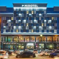 Mirotel Novosibirsk, hotel in Novosibirsk