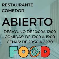 El Portazgo Restaurante Hostal La Cisterniga, hotel en La Cistérniga