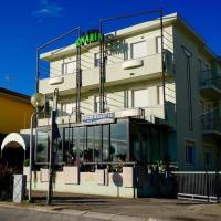 Hotel Bonaria, hotel a Rimini, Viserbella