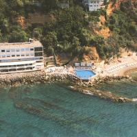 Hotel La Perla Del Capo, hotell i Ospedaletti