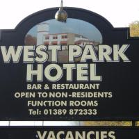 west park hotel chalets