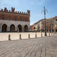 Casa Dante, hotell i Piacenza