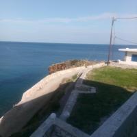 Balcony to Aegeon 3, hotell i Apollon
