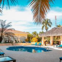 Quality Hotel Real Aeropuerto Santo Domingo, hotel in Boca Chica