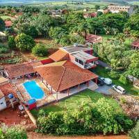 Excelente Chácara em Araçoiaba da Serra a 140km SP, hotel in Araçoiaba da Serra
