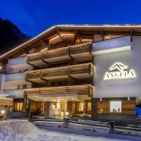 Viesnīca Hotel Garni Angela Išglā