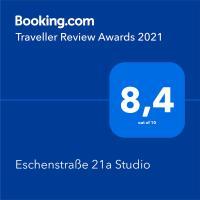 Eschenstraße 21a Studio, отель в городе Тауфкирхен