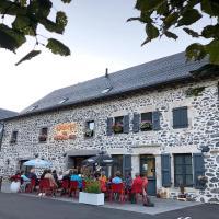 Auberge du Cezallier, hotel in Montgreleix