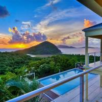 Belmont Estates Villa w/Infinity Pool-20% Discount, hotel in Jost Van Dyke
