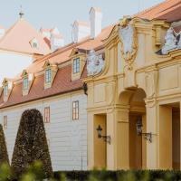 ANTON FLORIAN, zámecký hotel Valtice, hotel ve Valticích