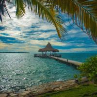 Hotel Tintipan, hotel in Tintipan Island