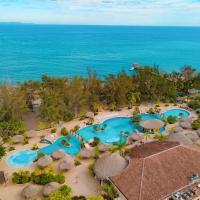 La Ensenada Beach Resort, отель в городе Тела