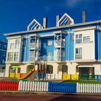 Apartamentos puerta del mar piso barrio la iglesia bloque 4, hotel in Liencres