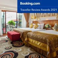 河內金色假日酒店,河內的飯店