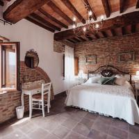 Antica Torre del Borgo, hotell i Certaldo