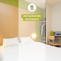 B&B Hôtel Grenoble Centre Verlaine, отель в Гренобле