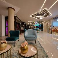 Grand hotel irpinia & SPA, hotell i Avellino
