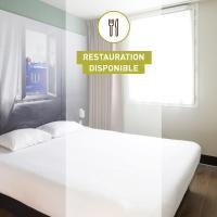 B&B Hôtel Montpellier Vendargues, hotel in Saint-Aunès