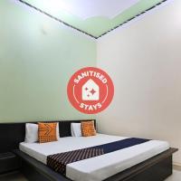 SPOT ON 64745 Hotel Green City, hotel in Rohtak