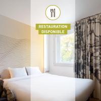 B&B Hôtel Sainte-Maxime Golfe de Saint Tropez, hotel in Sainte-Maxime