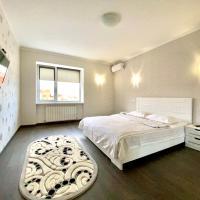 Шикарные 2-комнатные апартаменты, светлый, сдержанный дизайн