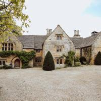Temple Guiting Chateau Sleeps 10 WiFi
