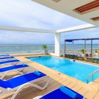Hotel Summer Frente Al Mar, hotel in Cartagena de Indias