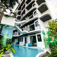 Poolrada Boutique Hotel, hotel in Thalang