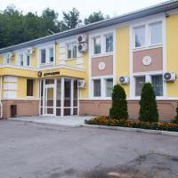 Парк-отель Журавли, отель в Саратове