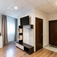 Apartments у метро Девяткино, отель в Мурине