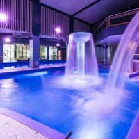 Spa Hotel Härmä - Härmän kylpylä, hotelli Ylihärmässä