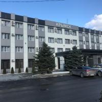 Гостиница Крымск, отель в городе Krymsk