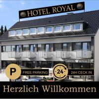Hotel Royal, hotel in Bad Salzuflen