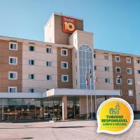 Hotel 10 Blumenau, hotel em Blumenau