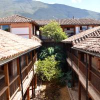 Hotel Plaza Mayor, hotel in Villa de Leyva