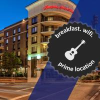 Hampton Inn & Suites Nashville Downtown, hotel in Nashville
