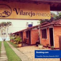 Vilarejo Penedo Chalés