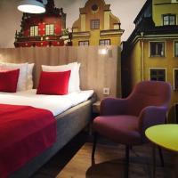 ProfilHotels Central, hotel din Stockholm