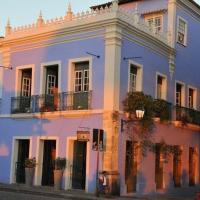 Bahiacafé Hotel, отель в Сальвадоре