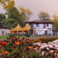 Slavutich, hotel in Kamianske