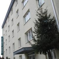Hotel Merkur, hotel Csíkszeredán