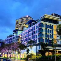 Trinidad Suites Puteri Harbour, hotel in Nusajaya