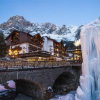 Cima Rosetta Wellness & Spa ***S, hotel in San Martino di Castrozza