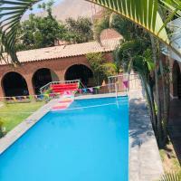 Cieneguilla MolinoVerde, hotel in Cieneguilla