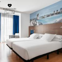 Eurostars Blue Coruña, hotel en A Coruña