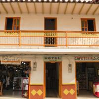 Hotel Felicina, hotel in Jericó