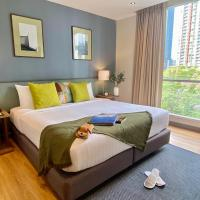 Asoke Residence Sukhumvit by UHG, hotel in Bangkok