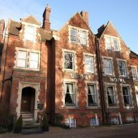 Ebury Hotel Cottages and Apartment's, hotel in Canterbury