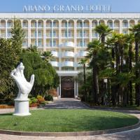 Abano Grand Hotel, hotel in Abano Terme